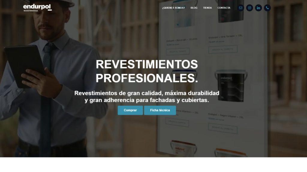 Desarrollo web para empresas 3