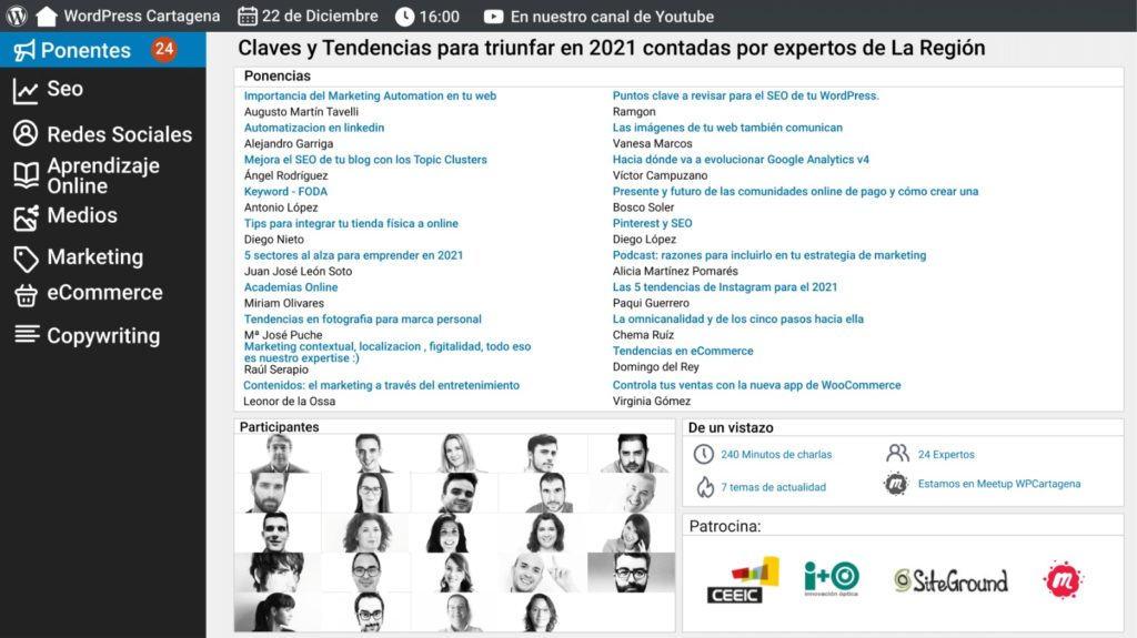 Tendencias en Marketing digital para este 2021 - Meetup especial 1