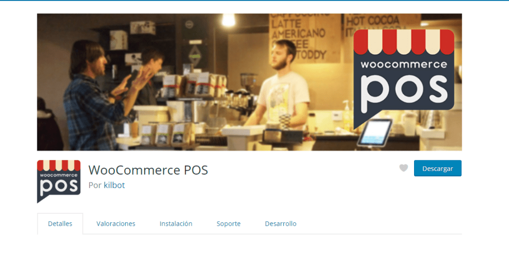 Instalar WooCommerce POS