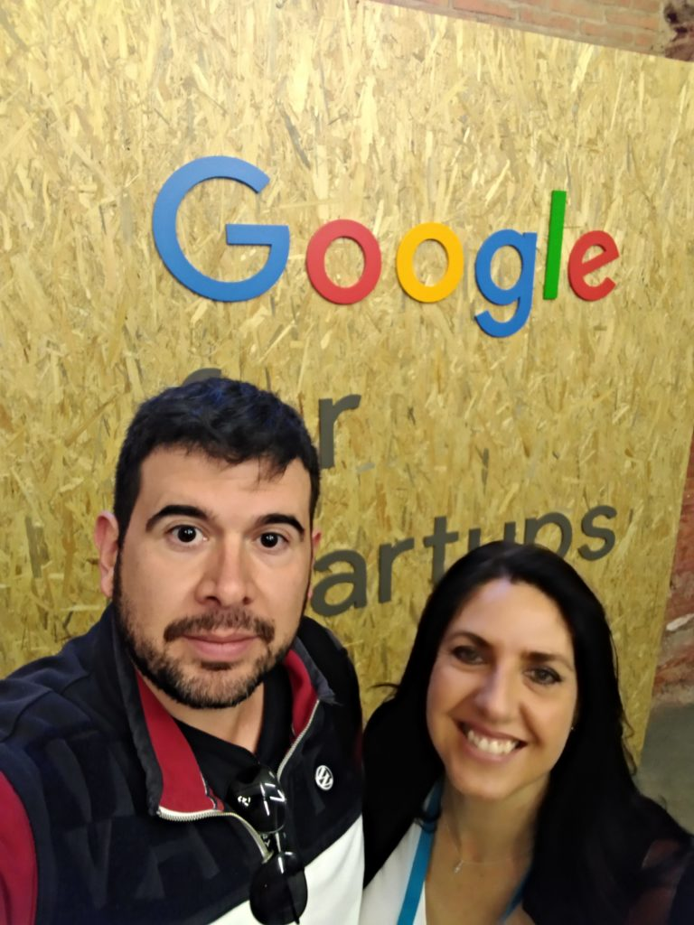 WordPress Cartagena en el Google Campus
