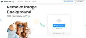 Cómo eliminar el fondo de las fotos con Remove Background 1