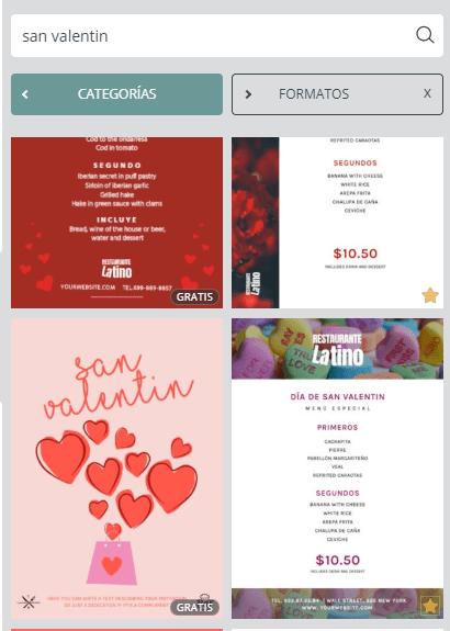 Edit.org; el programa online de diseño gráfico para restaurantes. 5