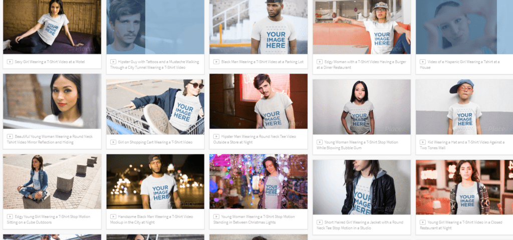 Crea Mock Ups de vídeo para tu eCommerce con Place It 5