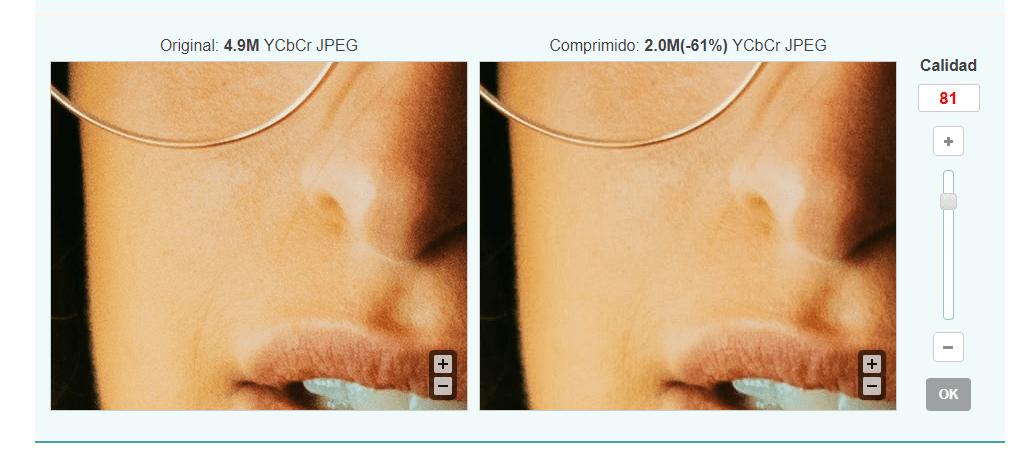Abraia: el mejor software para optimizar imágenes es español. 7